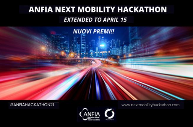 Collegamento a ANFIA Next Mobility Hackathon