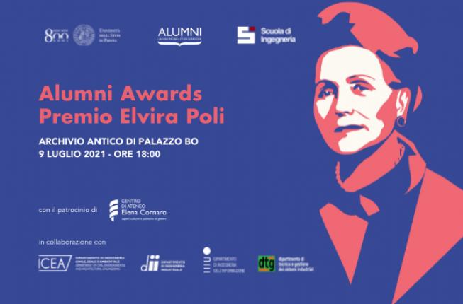 Collegamento a Alumni Awards: Il Premio Elvira Poli